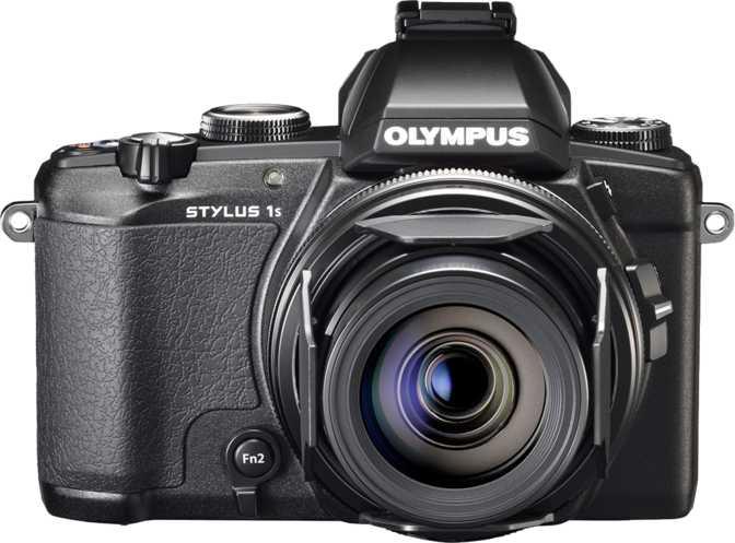 Olympus OM-D E-M1 Mark II vs Olympus Stylus 1s