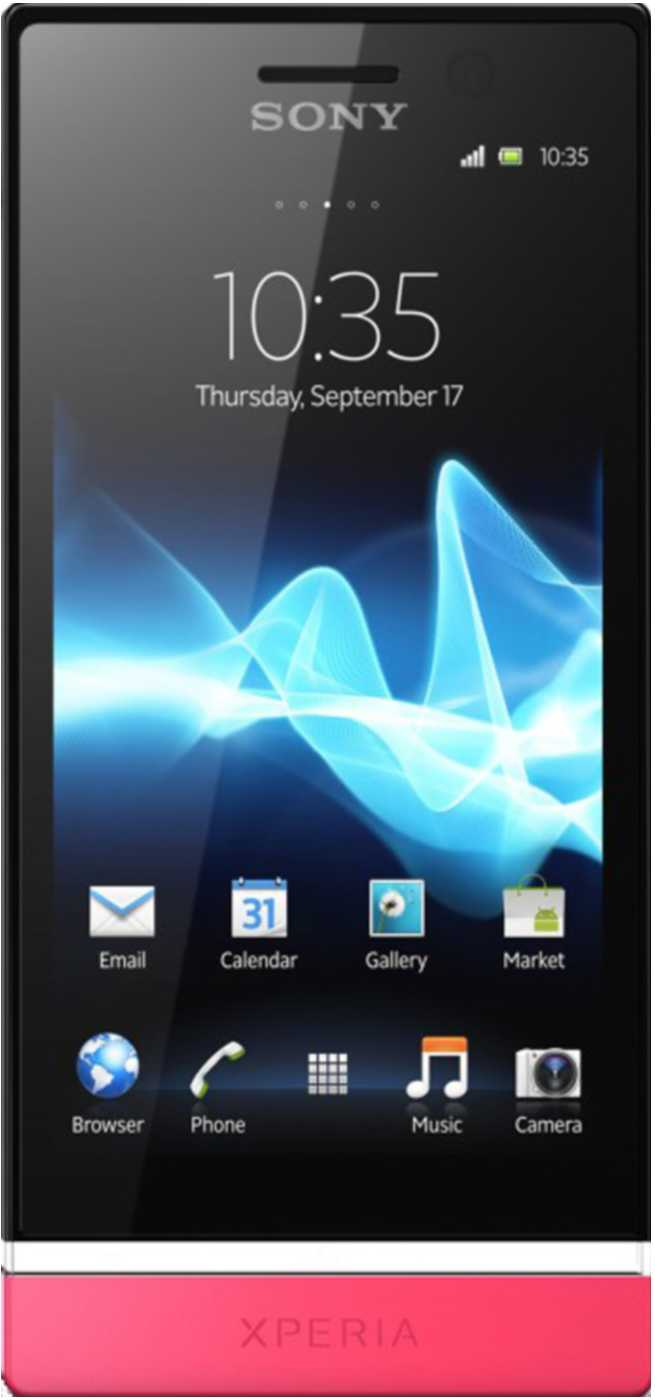 Sony Xperia U vs Huawei Ascend D quad XL
