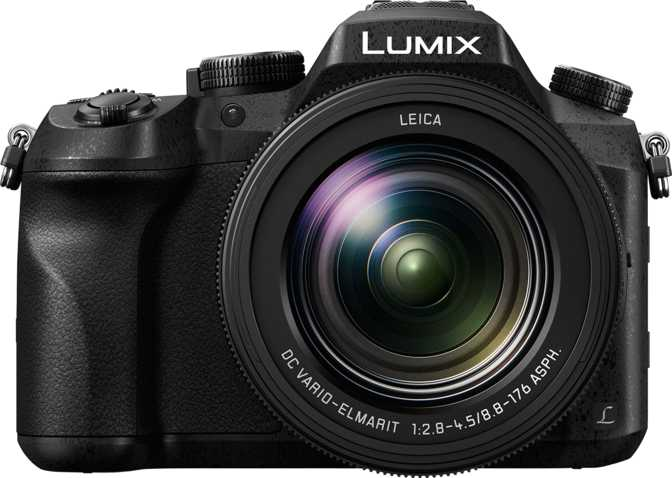 Panasonic Lumix DC-GH5 vs Panasonic Lumix DMC-FZ2500