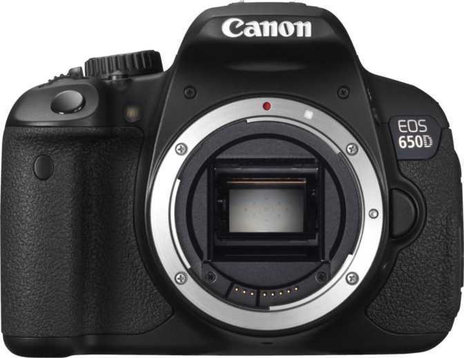 Canon EOS 650D vs Light L16