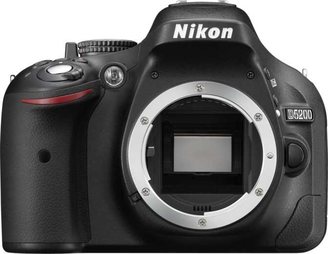 Sony A290 DSLR vs Nikon D5200