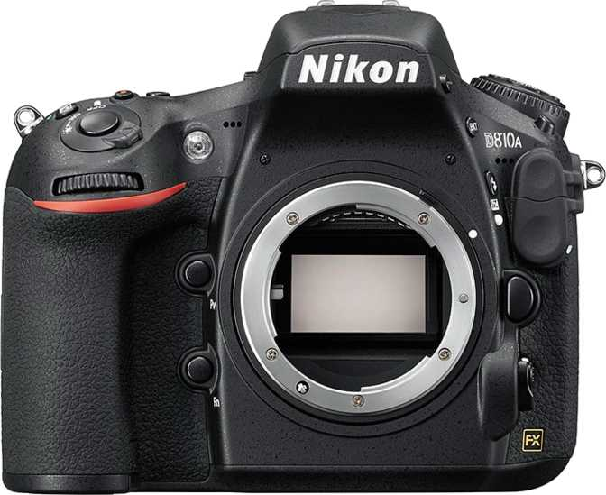Canon EOS 7D Mark II vs Nikon D810A