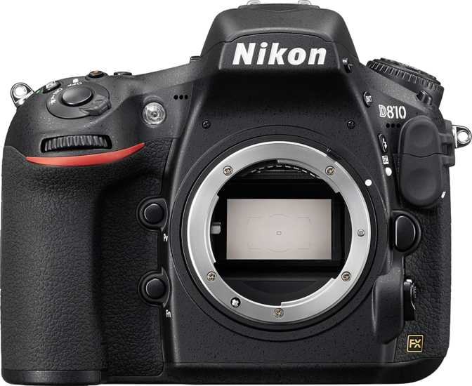 Nikon D810 vs Canon EOS 5D Mark IV
