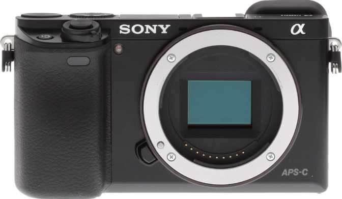 Sony A550 DSLR vs Sony A6000