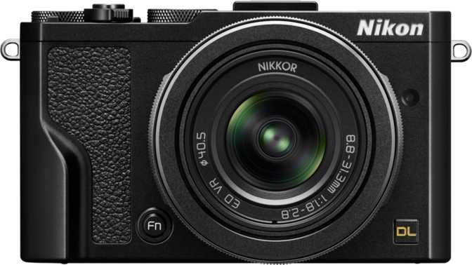 Sony Cyber-shot DSC-RX100 VII vs Nikon DL24-85
