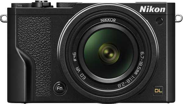Canon EOS M200 vs Nikon DL18-50