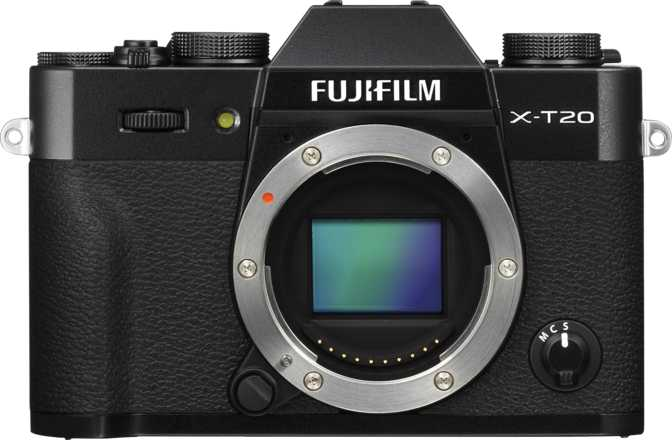 Fujifilm X-T20 vs Canon EOS 70D + Canon EF-S 18-55mm f/3.5-5.6 IS STM