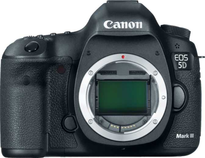 Sony Alpha a7R III vs Canon EOS 5D Mark III