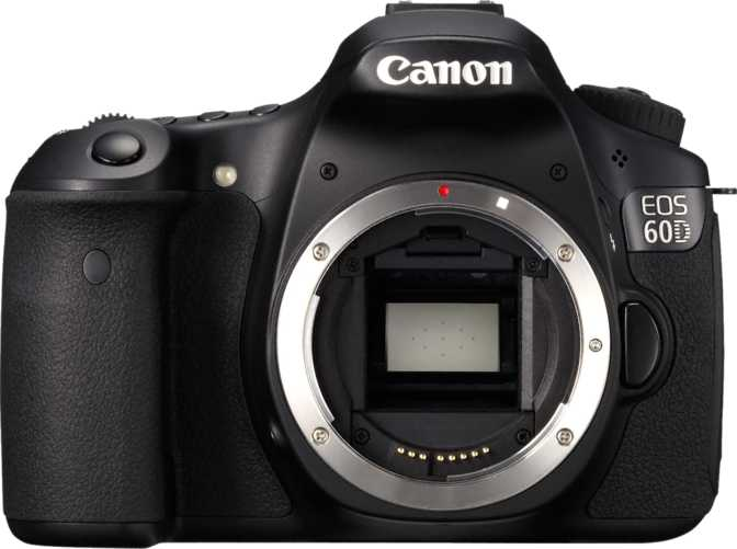 Sony Alpha 7R vs Canon EOS 60D