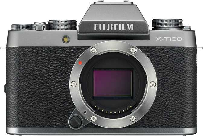 Fujifilm X-T100 vs Canon PowerShot G7 X Mark III