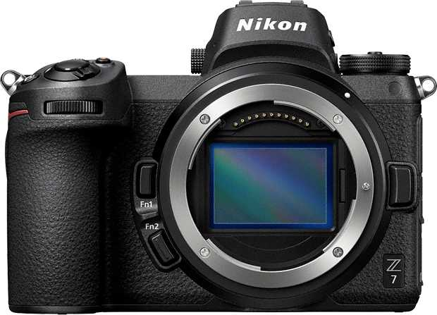 Nikon D7100 + 18-105mm f/3.5-5.6G ED VR DX vs Nikon Z 7