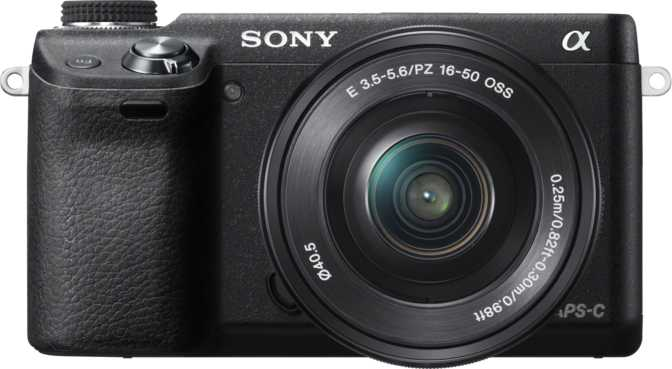 Sony Alpha NEX-C3 vs Sony NEX-6