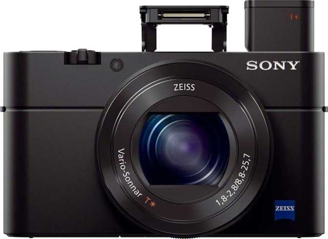 Sony Cyber-shot DSC RX100 III vs Canon EOS 100D + Canon EF-S 18-55mm f/3.5-5.6 IS STM