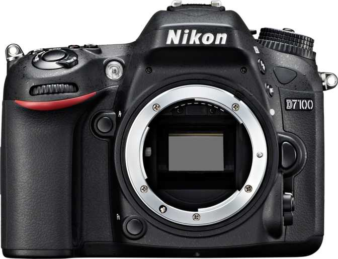 Nikon D7100 vs Canon EOS 6D Mark II
