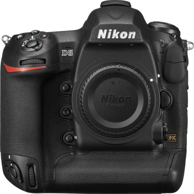 Canon EOS 5D Mark II vs Nikon D5