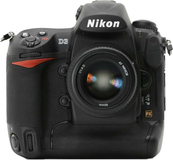 Canon EOS 1Ds Mark III vs Nikon D3 + AF-Nikkor 50mm 1:1.4D