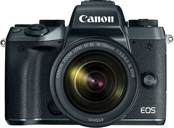 Canon EOS 7D Mark II vs Canon EOS M5 + Canon EF-M 18-150mm F3.5-6.3 IS STM