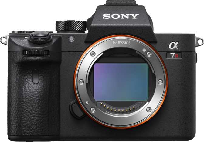 Sony Alpha a7R III vs Sony A6000