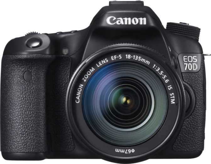 Nikon D80 vs Canon EOS 70D + Canon  EF-S 18-135mm f/3.5-5.6 IS STM