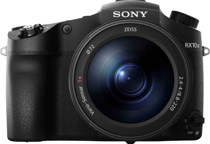 Panasonic Lumix DMC-ZS100 vs Sony Cyber-shot DSC-RX10 III