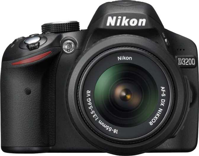 Nikon D7100 + 18-105mm f/3.5-5.6G ED VR DX vs Nikon D3200 + Nikkor AF-S DX 18-55mm f/3.5-5.6G VR