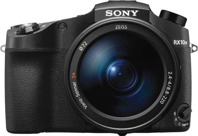 Sony Cyber-shot DSC-RX10 IV vs Panasonic Lumix DMC-FZ2500