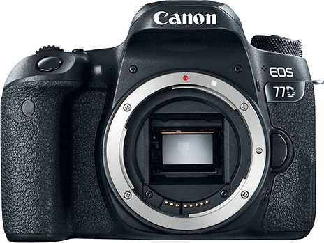 Canon EOS 700D + Canon EF-S 18-55mm f/3.5-5.6 IS STM vs Canon EOS 77D