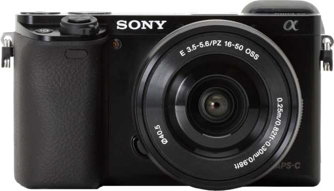 Sony A700 DSLR + Sony DT 16-105mm/ f3.5-5.6 vs Sony A6000 + Sony 16-50mm Zoom Lens