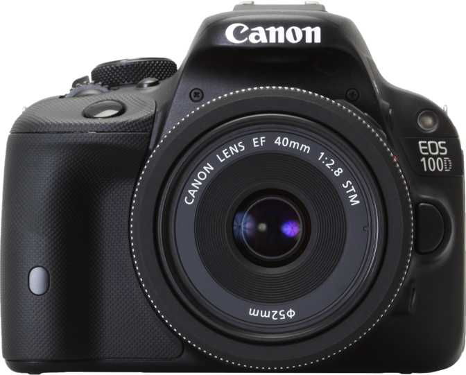 Canon EOS 100D + Canon EF-S 18-55mm f/3.5-5.6 IS STM vs Canon PowerShot SX510 HS
