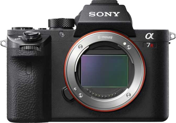 Canon EOS 5D Mark II vs Sony Alpha 7R III