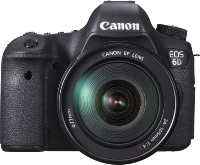 Nikon D5100 vs Canon EOS 6D + Canon EF 24-105mm f/4L IS USM