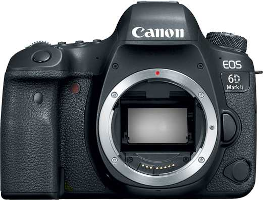 Canon EOS 5D Mark IV vs Canon EOS 6D Mark II