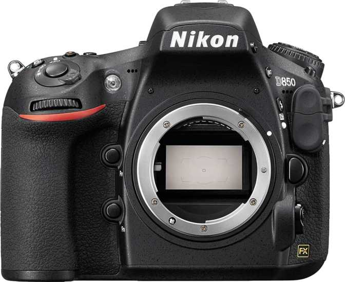 Nikon D850 vs Canon EOS 5D Mark IV