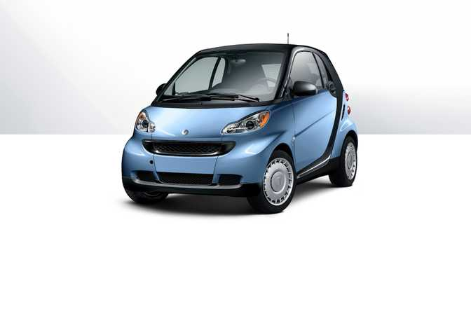 Smart Pure Coupe (2014)