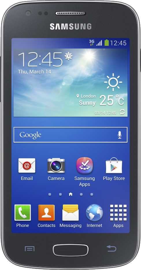 Samsung Galaxy Ace 3 vs ZTE Grand X