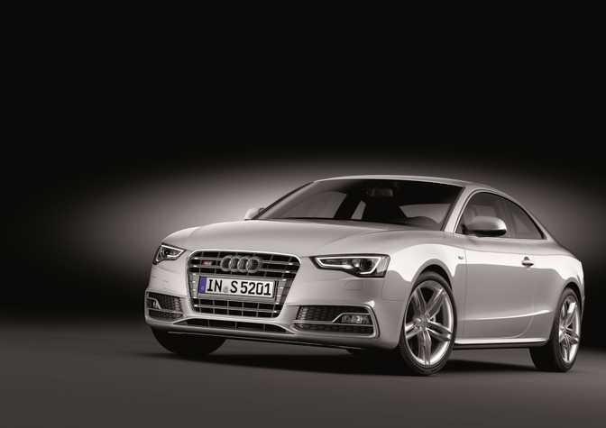 Audi S5 (2014)