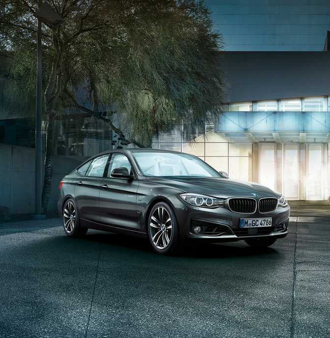 BMW M4 Coupe (2015) vs BMW 3 Series Gran Turismo 320i (2014)
