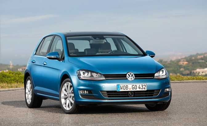 Ford Focus SE Hatch (2014) vs Volkswagen Jetta (2014)