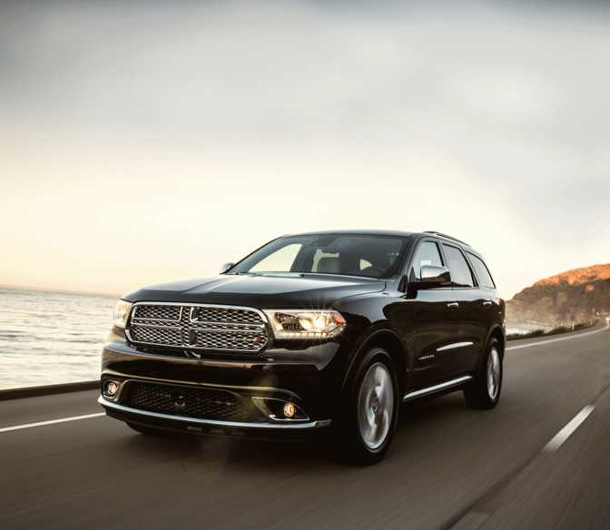 Toyota Land Cruiser (2014) vs Dodge Durango Citadel (2014)