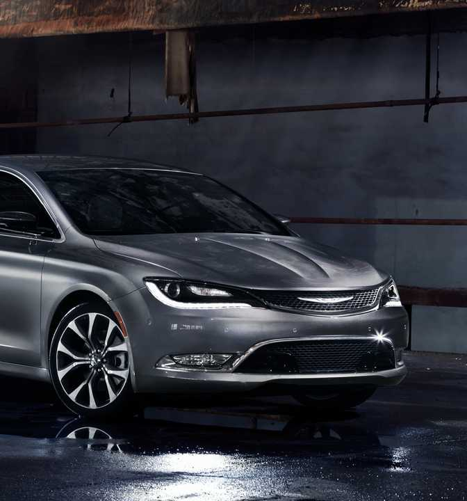 Chrysler 200C FWD (2015)