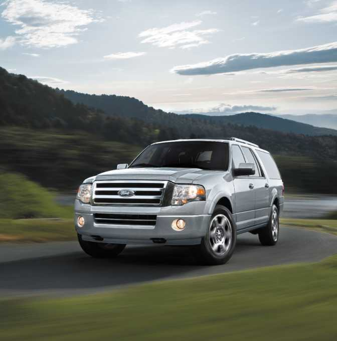 Ford Expedition XLT (2014)