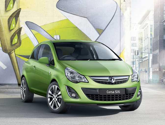 SEAT Ibiza 1.4 TSI (2014) vs Opel Corsa SXi (2014)