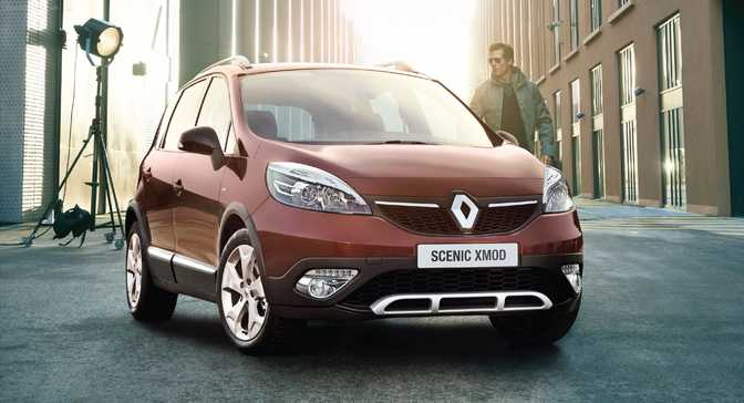 Renault Scenic XMOD Expression (2014) vs Apple iPhone 11 Pro