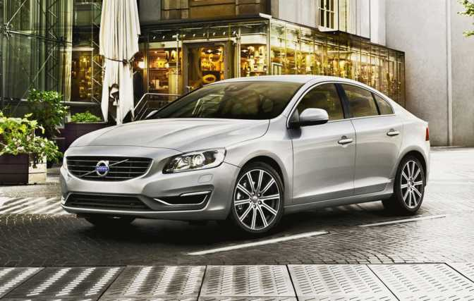 Volvo S60 (2014) vs Honda Civic Sedan (2018)