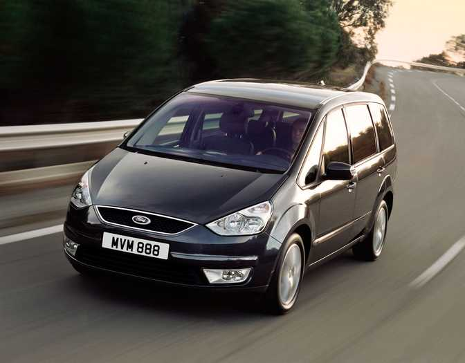Ford Galaxy 1.6 160 Ecoboost (2014) vs Ford Fiesta SE Hatch (2014)