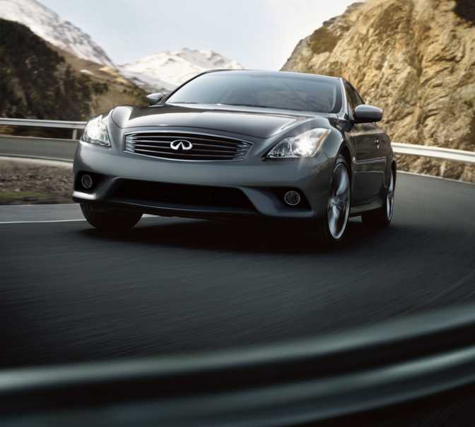 Infiniti Q60 Journey Coupe (2014)