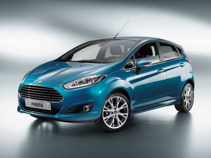 Ford Focus SE Hatch (2014) vs Ford Fiesta SE Hatch (2014)