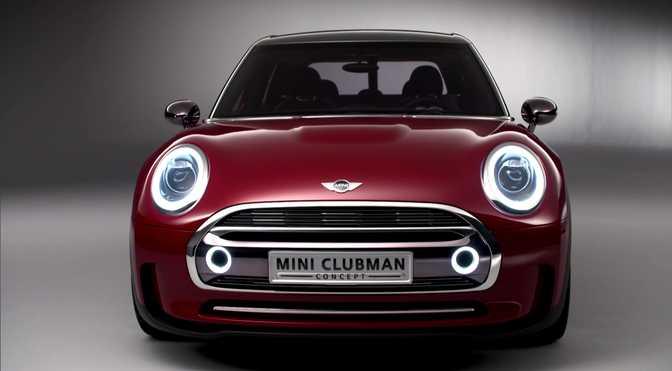 Volkswagen Beetle (2014) vs Mini Clubman (2014)
