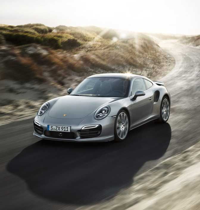 Porsche 911 Turbo (2014) vs Samsung Galaxy A51 5G