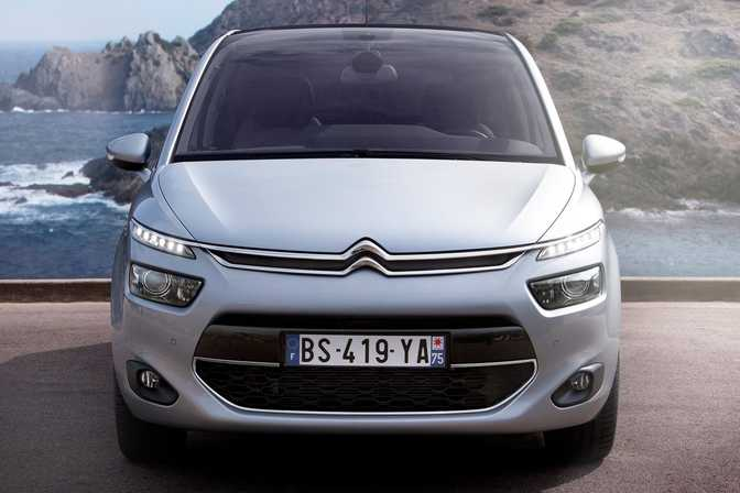 Citroen C4 Picasso (2014) vs Ford Galaxy 1.6 160 Ecoboost (2014)